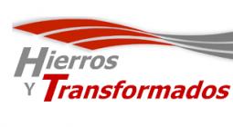 HIERROS Y TRANSFORMADOS LOGO