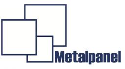 LOGO METALPANEL