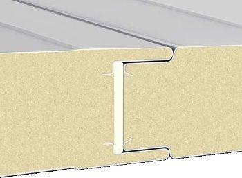 Panel Sándwich Frigorífico ISOTERM 1000 montaje
